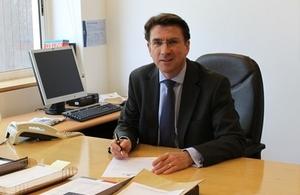 British Ambassador to Bahrain
