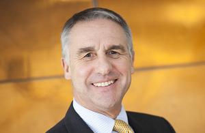 Ian Moncrieff CBE