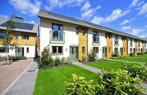 New housing.