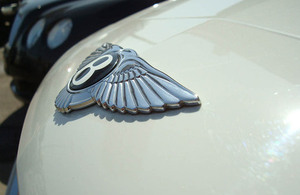 Bentley car logo