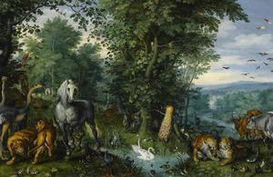 'Garden of Eden'