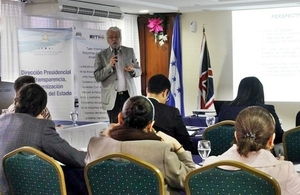 EITI workshop in Honduras