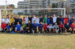Football Remembers: Tokyo marks centenary of 1914 Christmas Truce