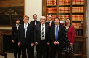 UK and Iceland Bilateral Discussions