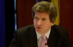 Ambassador Edward Ferguson