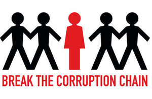 Break the corruption chain
