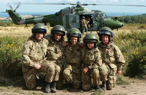 Bristol and Surrey Army Cadets enjoying their summer camps in 2014 [Picture: Copyright Army Cadet Force]