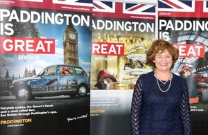 Ambassador Catriona Laing
