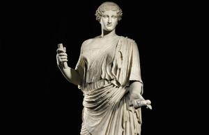 Marble Statue- Aphrodite