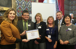 Belper, Derbyshire - winner of the award for best market town (also chosen as overall high street champion)