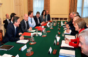 Joint Ministerial Committee: December 2014