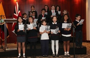 British School Choir