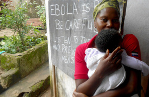 Ebola response: contain, control, treat and prevent