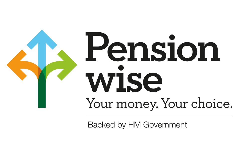 Pension Wise with HMG strap