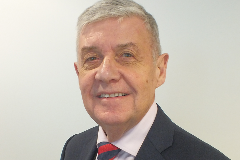 Sir Ken Knight CBE QFSM