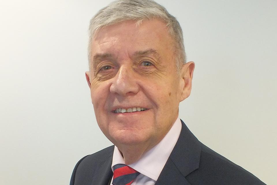 Sir Ken Knight CBE QFSM