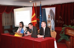 Providing awards for best applicants from the civil society in Macedonia for a peer to peer exchange with British civil society partners.