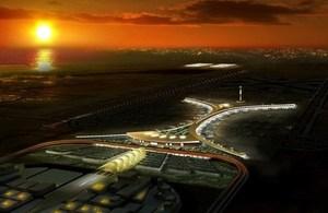King Abdulaziz airport