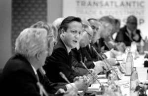 PM attends CBI European business leaders event in Brussels