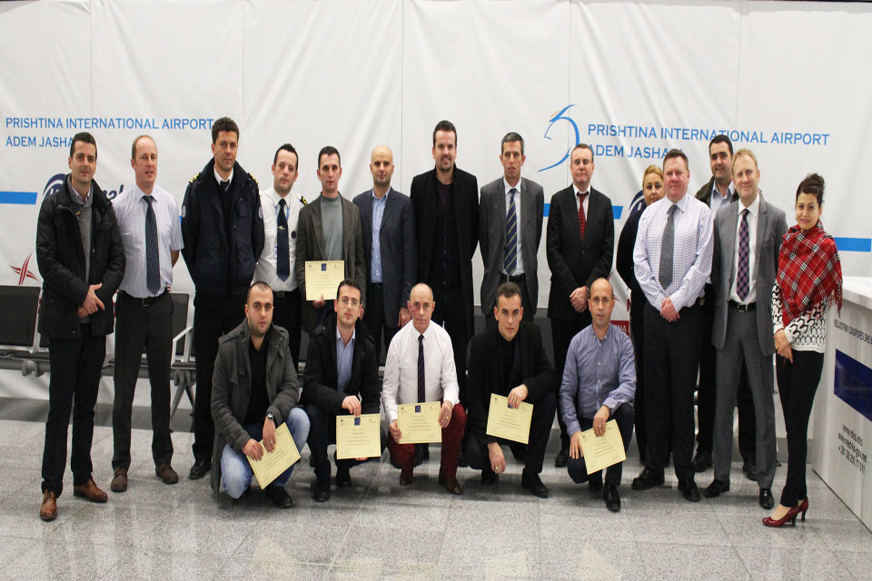 Risk and Intelligence Training delivered to Kosovo Border Management agencies
