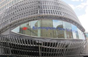 Birmingham New Street