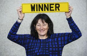 Image of winner