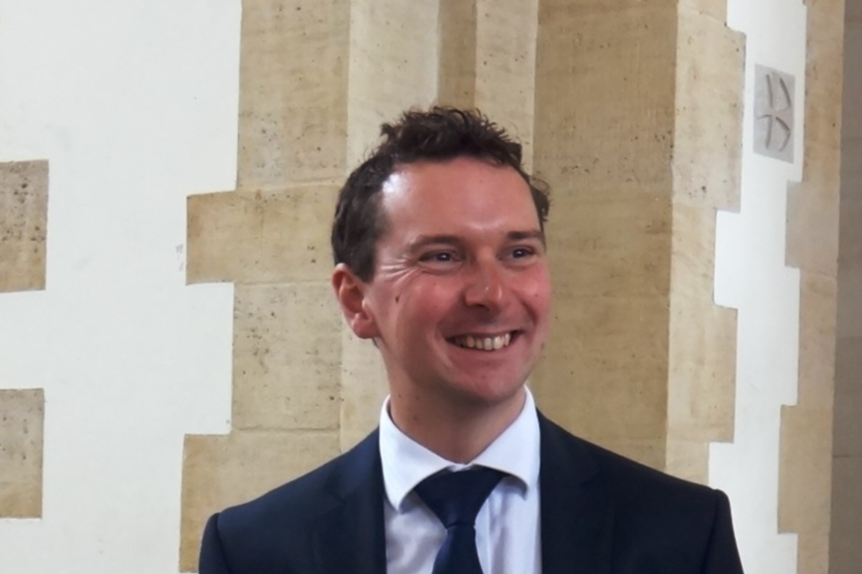 Ian Elgy