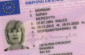 Complying with driving licence directive 2006/126/EC - GOV UK