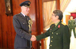 UK - Vietnam Defence Working Group discussed bilateral defence collaboration in 2015