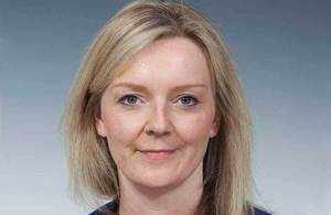 UK Secretary of State for the Environment, Food and Rural Affairs, Elizabeth Truss