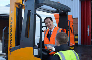 Chancellor in Solihull