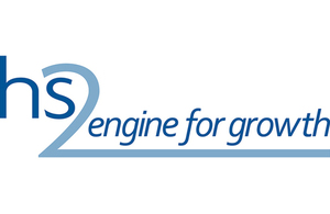 HS2 engine for growth logo