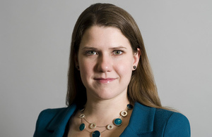 Jo Swinson MP Minister for Women and Equalities