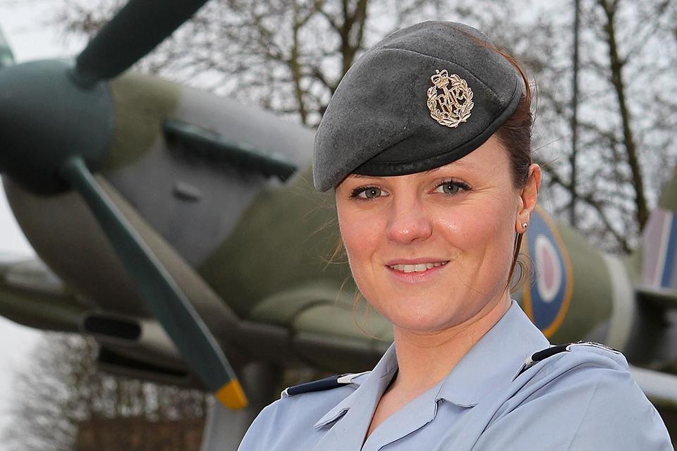 Senior Aircraftwoman Lorrelle Butler