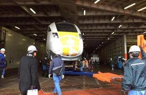 IEP train in Japan