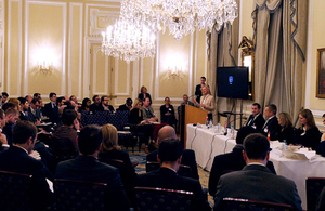 Austrian companies attending UK Investment event