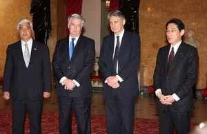 UK-Japan Foreign & Defence Ministers