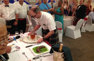 Burns Night celebrations in Nadi