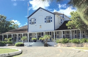 The TCI Governor's Residence