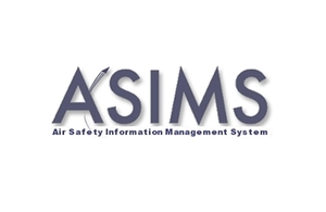 Air Safety Information Management System (ASIMS) logo