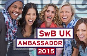Concurso SwB UK Ambassador 2015