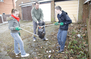 Young offenders supervised in the community