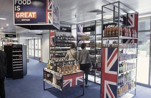 Evento cerveza británica en Barcelona