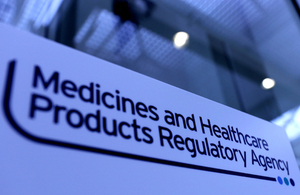 Medicines and Healthcare products Regualtory Agency