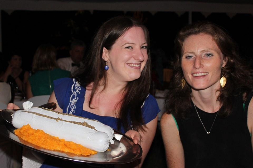 Burns Night celebration in Kampala