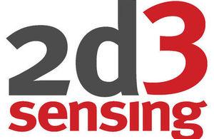 2d3 logo