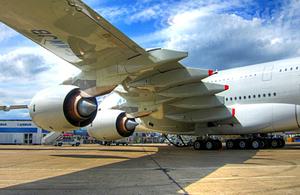 UKCES welcomes aerospace industrial partnership
