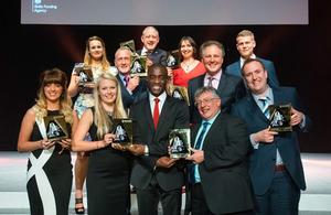National Apprenticeship Awards 2014 winners
