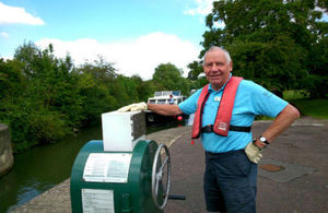 Volunteer Lock Keeper