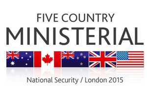 Five Country Ministerial Meeting